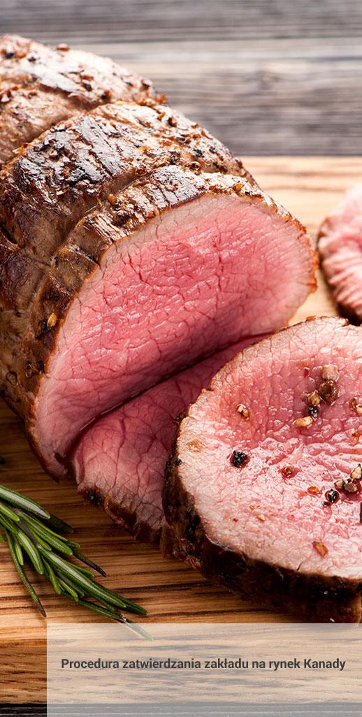 mięso - eksport
