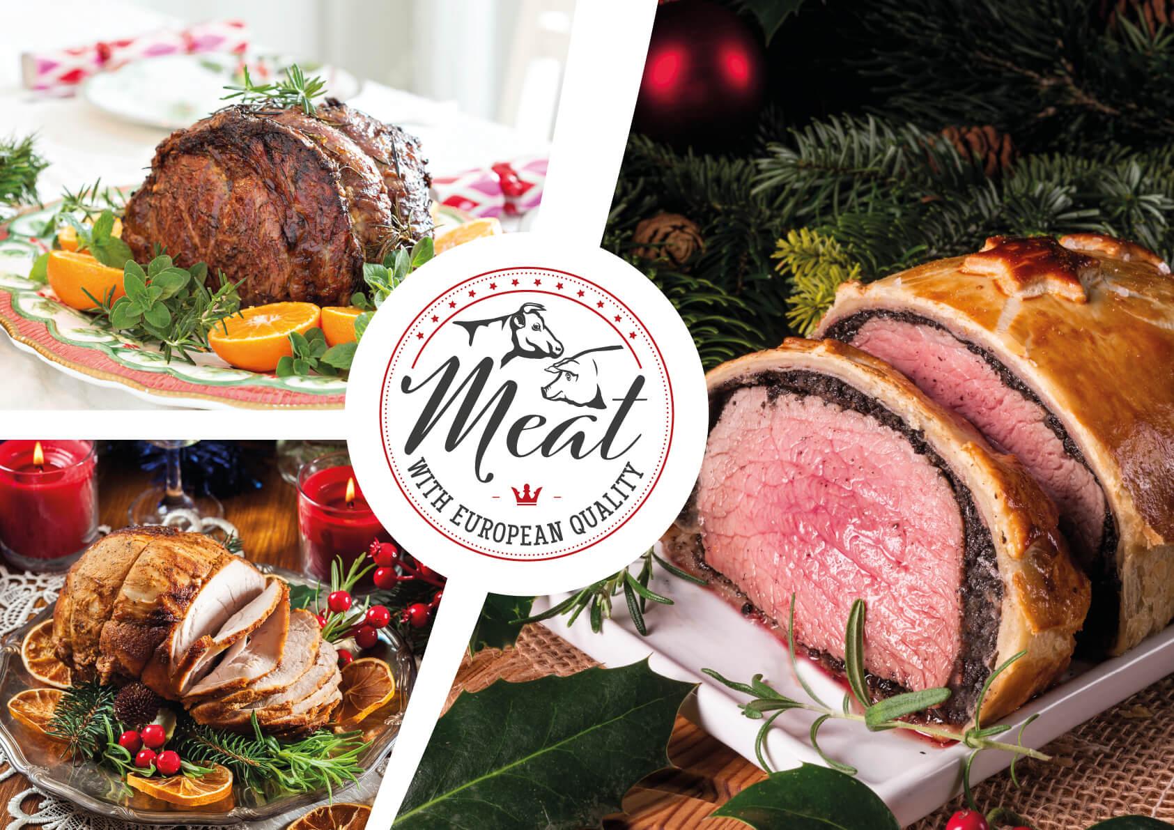 Boże Narodzenie – jak najlepiej przyrządzić potrawy mięsne z europejskim rodowodem?