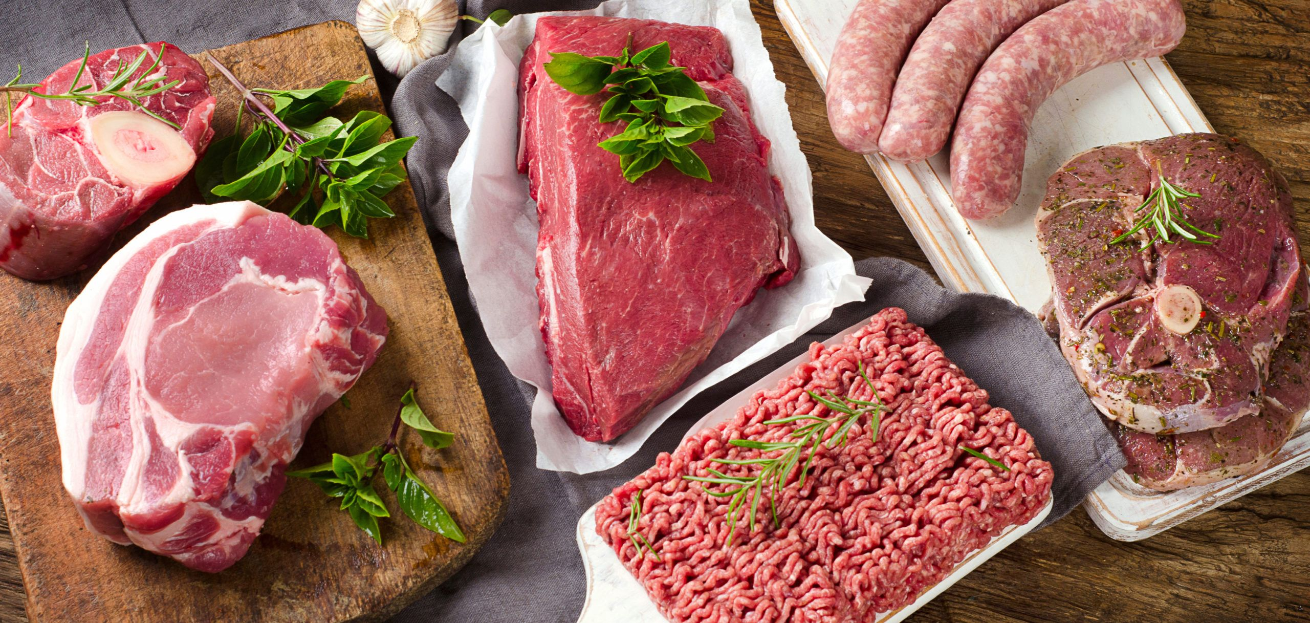 The current situation on the pork and beef market in the European Union for early 2020